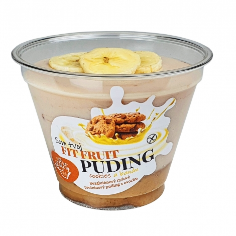 FitFruit puding_cookies:banan_1